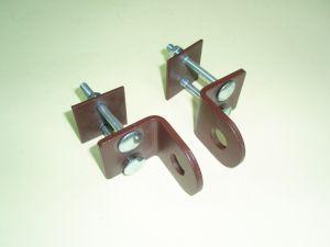 Планки за катинар прави М - 40 мм.