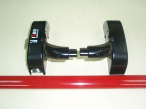 Комплект антипаник брава IDEA стандартна, хоризонтална, реверсивна. Включва брава и лост 1130мм.