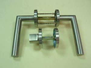 Дръжка DORMA 8906/703 розетка сервиз ф 55мм.инокс,тръбна.