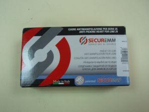 Касета с 3 броя ключове за прекодиране на брави Securemme 2500
