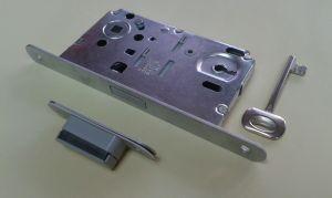 """Брава """"BONAITY  B-FORTY"""" 90/50 мм.С обикновен ключ,с магнитен език."""