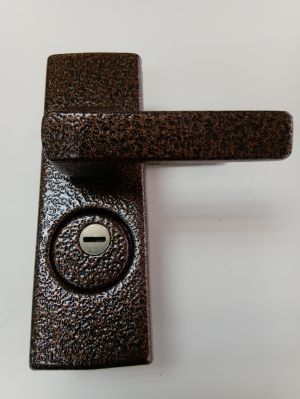 Дръжка LS секретна в комплект със защита 72 мм.
