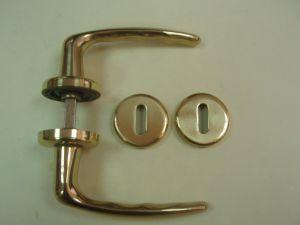Дръжка HOPPE розетка за обикновен ключ ф 45мм.месинг.Разпродажба.