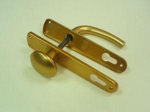 Дръжка SUSY + топка SUSY секретна 90 мм.злато.Разпродажба.
