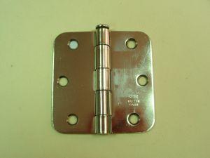 Панта CEUR 956 никел за безфалцова врата.75х75х2мм.